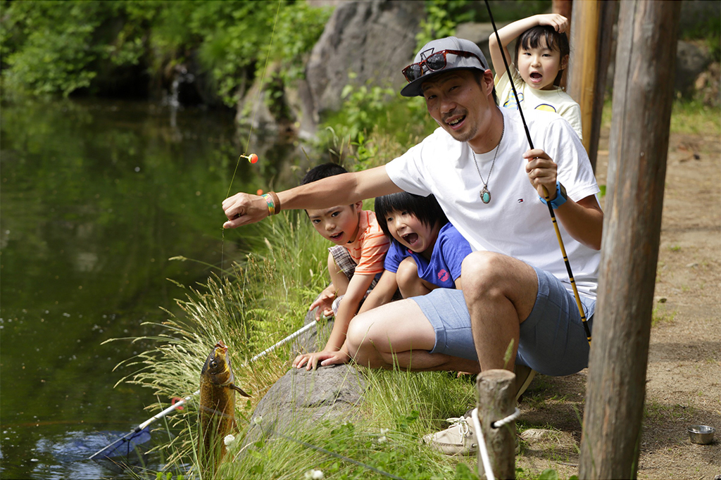 釣りチャレンジ